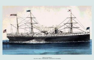 Steamship - Great Republic